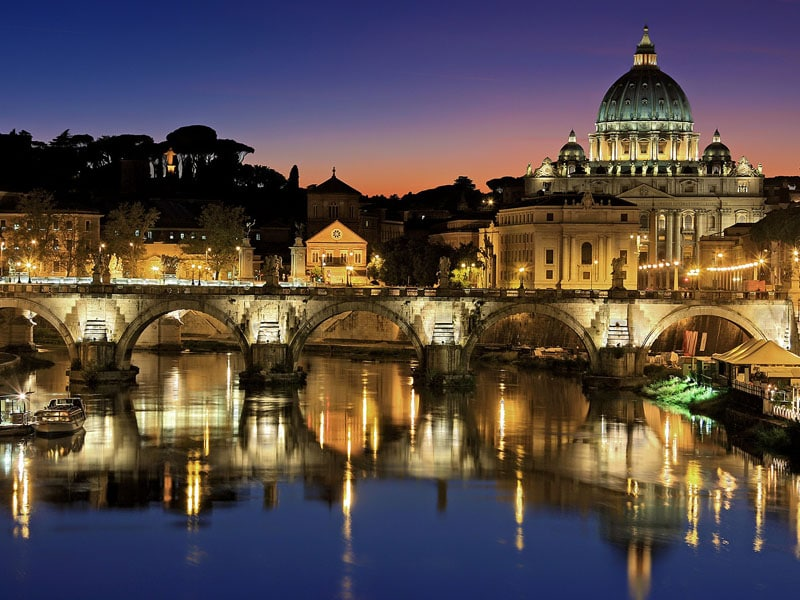 Passeios autoguiados em Roma