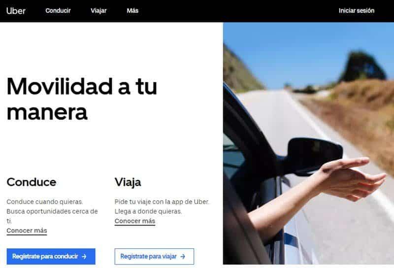 uber bolivia