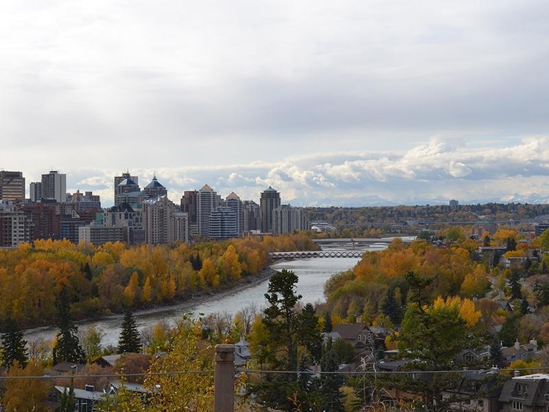 Cidade barata Canadá
