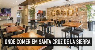 onde comer em Santa Cruz de la Sierra