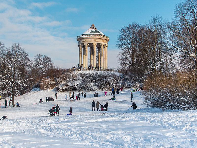 Onde viajar para Europa no inverno