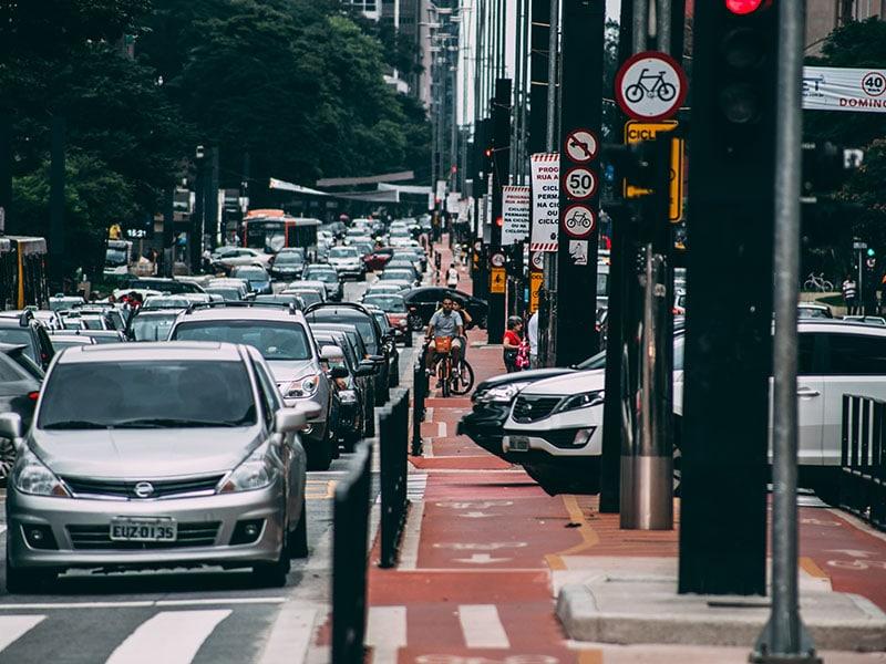 Transporte público em São Paulo como se locomover