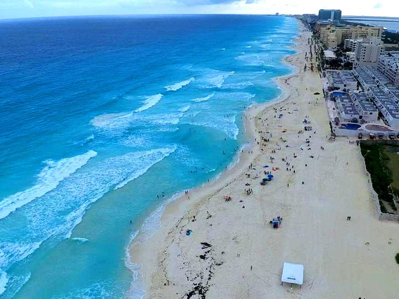 Praias mais bonitas de Cancún