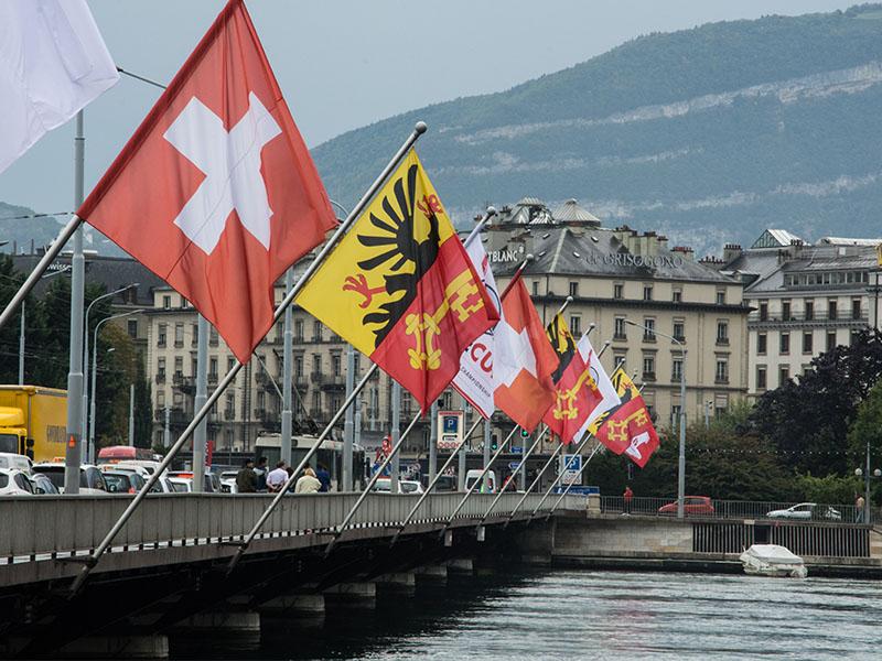 Feriados nacionais na Suíça