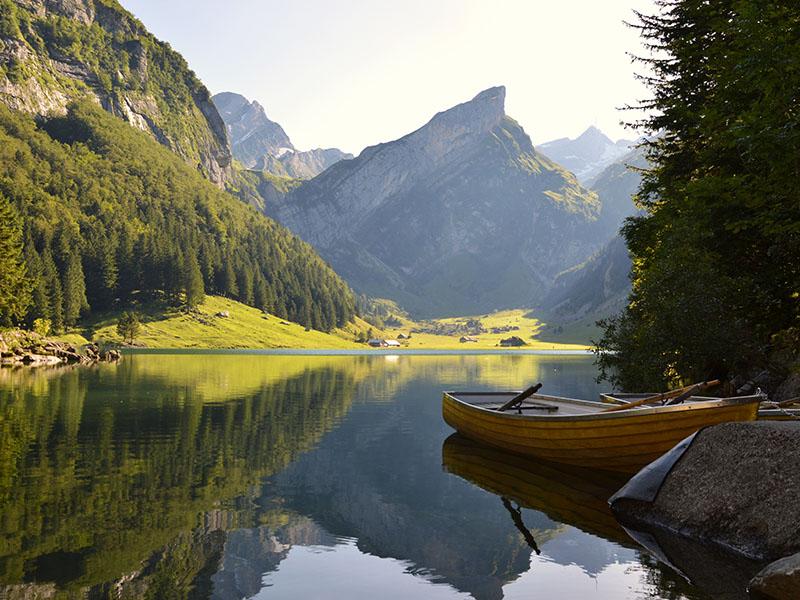Fatos curiosos sobre a Suíça