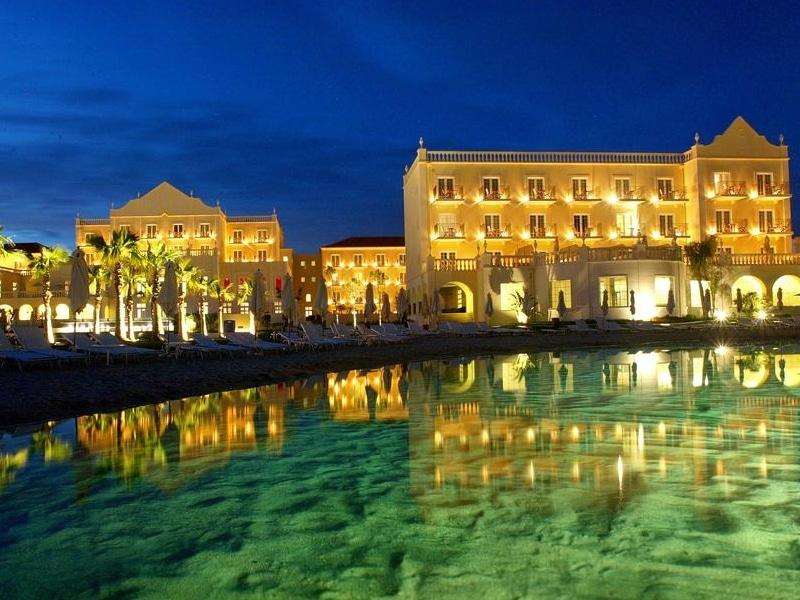 Melhores hotéis do mundo em Portugal
