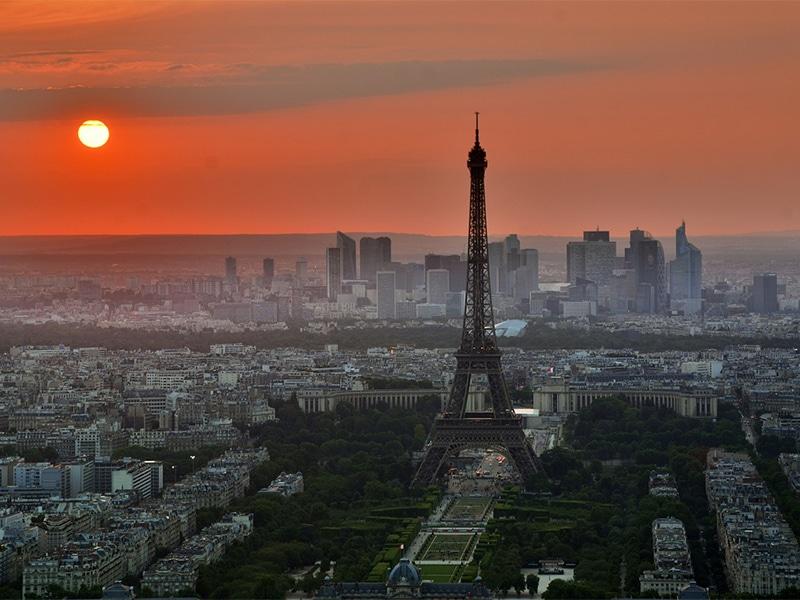 Dicas dosmelhoreshotéis em Paris com vista