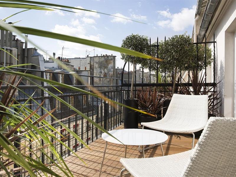 Hotéis com varanda em Paris