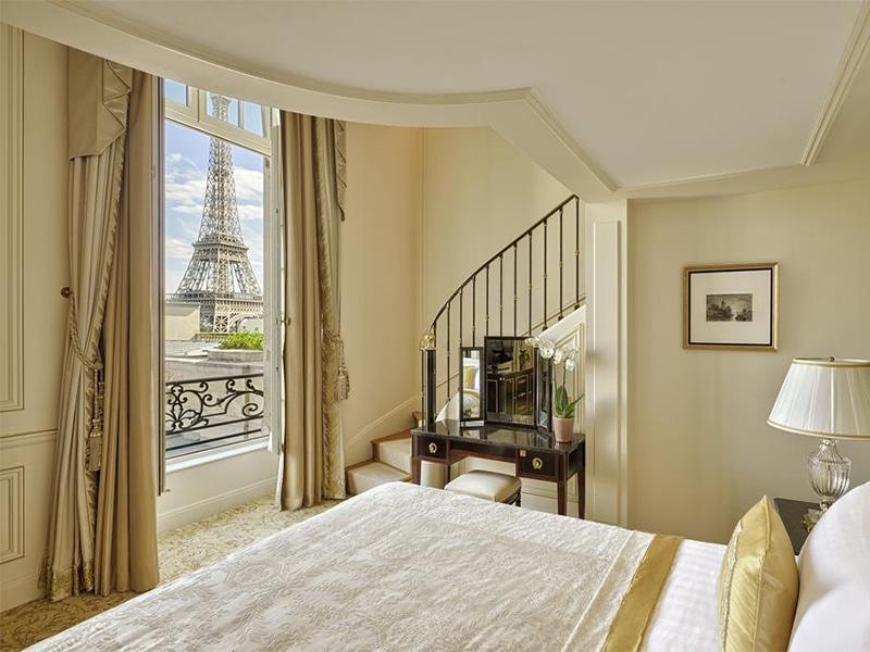 Hospedagens românticas em Paris