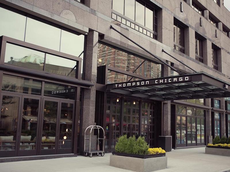 Hotéis nos melhores bairros de Chicago