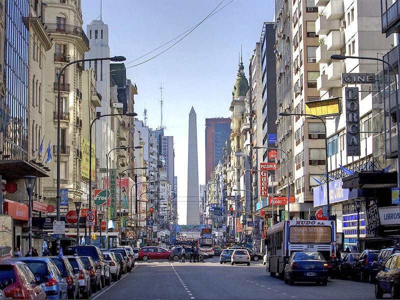 Intercâmbio espanhol Argentina