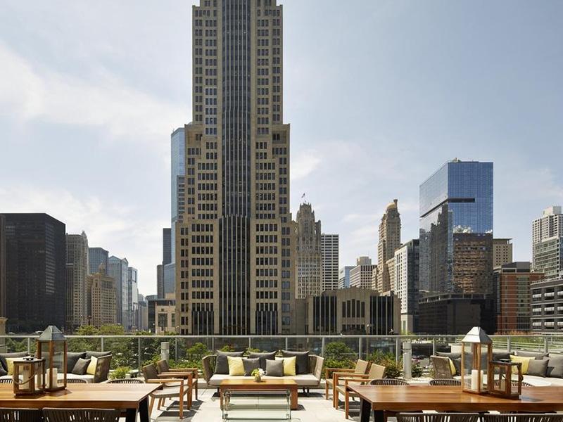 Hotel centro Chicago