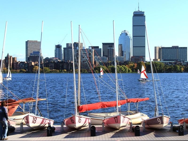 Passeios aquáticos em Boston