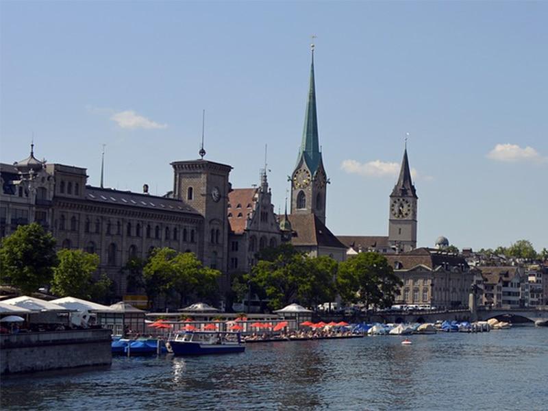 Passeios na Suíça durante o verão