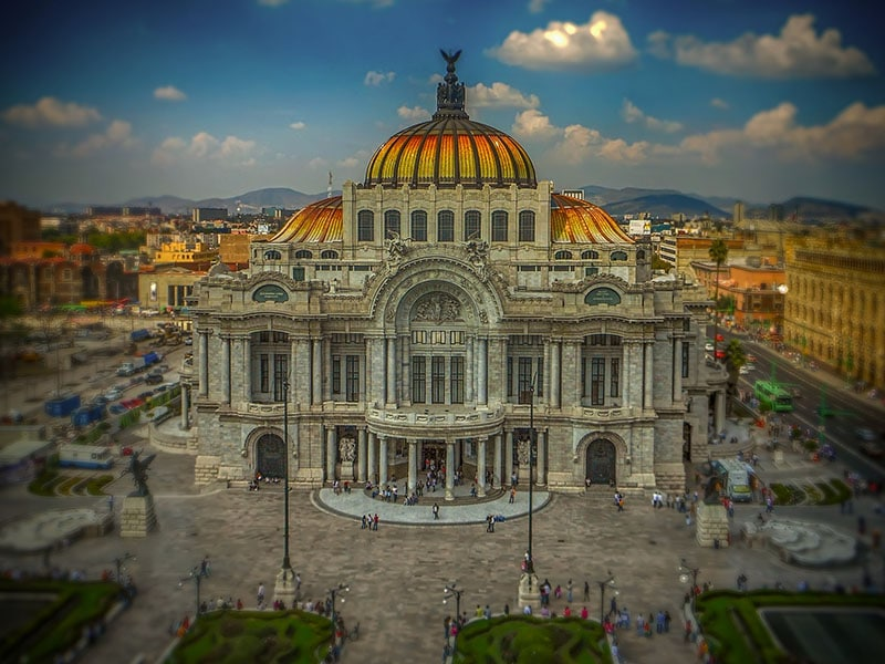 Dica melhores cidades para morar no México