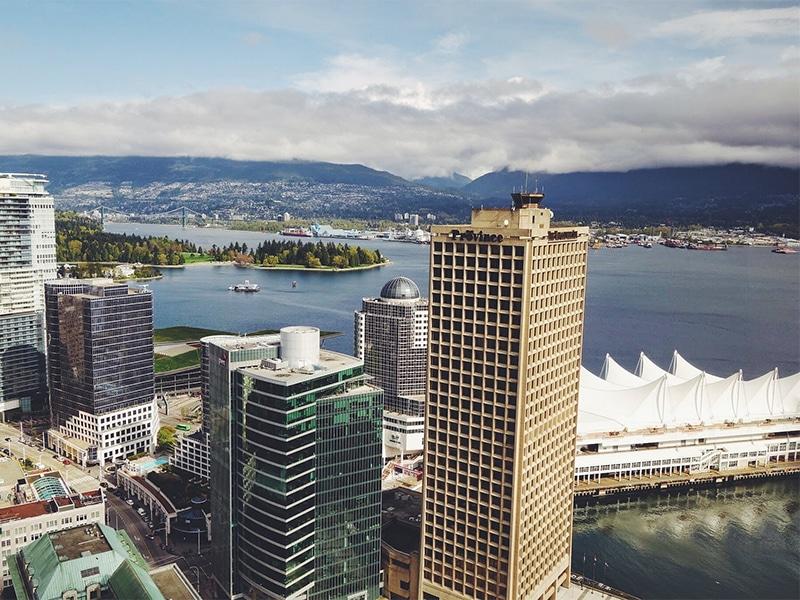Quais são as melhores cidades do Canadá para intercâmbio
