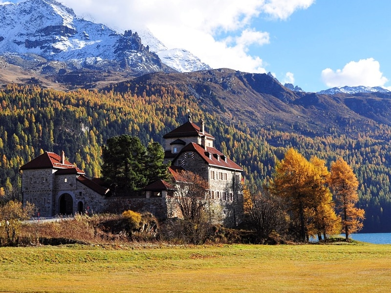 Onde curtir o frio na Suíça