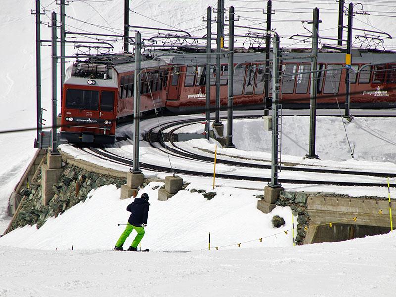 Como chegar em Berna de Zurique usando trem
