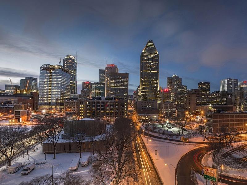 Montreal Intercâmbio