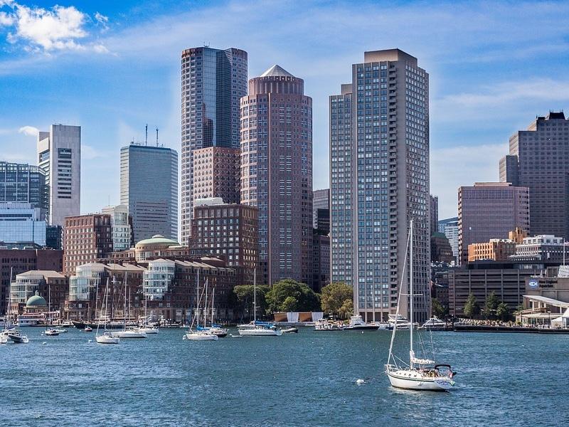 Pontos turísticos de Boston