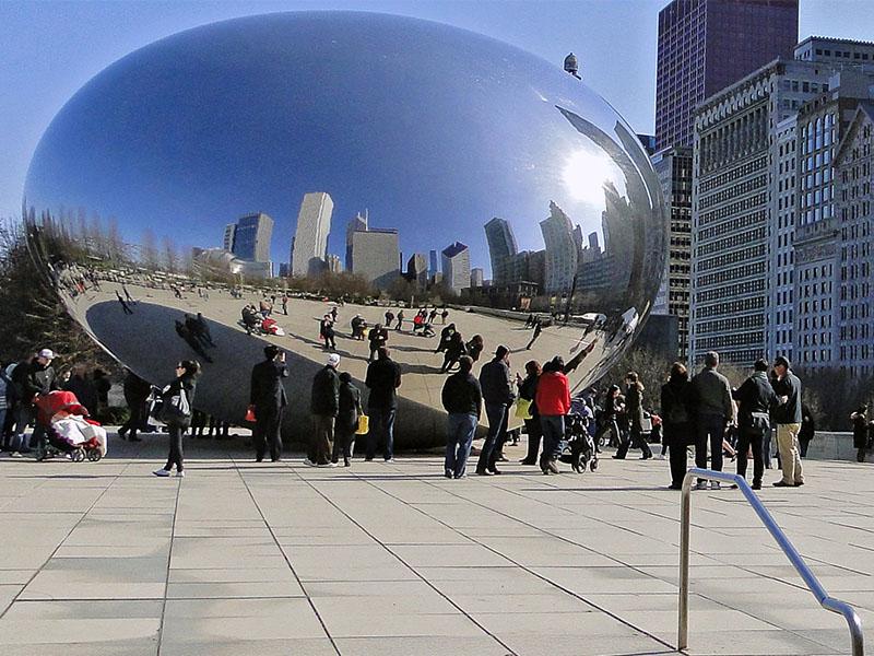 Pontos turisticos o que fazer em Chicago