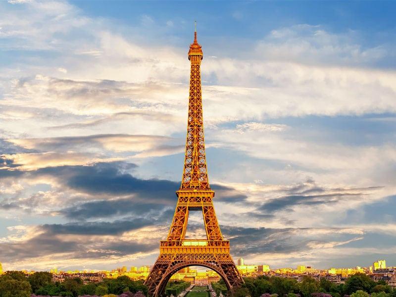 Chove em paris em outubro