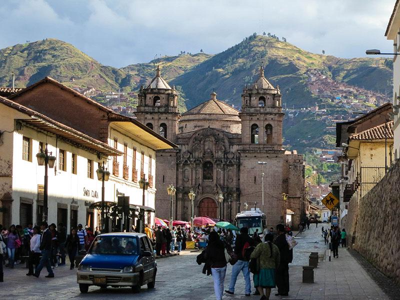 Principais pontos turísticos de Cusco