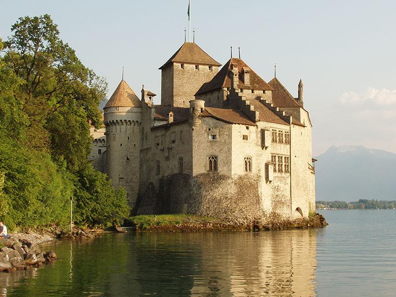 Roteiros turísticos pela Suíça