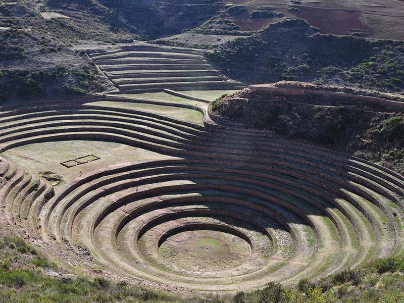 Roteiro nos pontos turísticos incas em Cusco