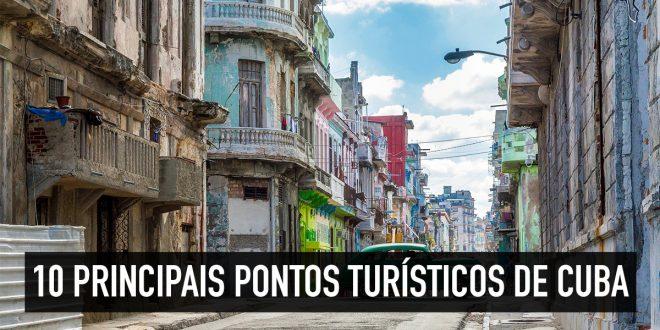 Melhores atrações de Cuba