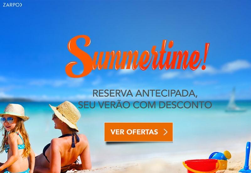Melhores resorts do Brasil em promoção
