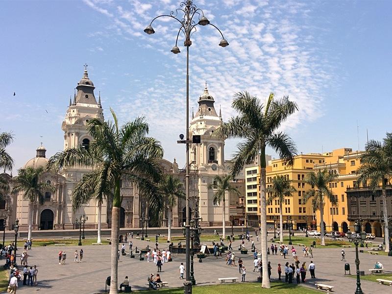 Estudar no Peru