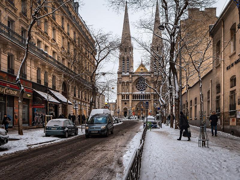Como organizar viagem para Europa no inverno