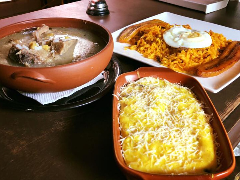 Restaurante em Santa Cruz de la Sierra