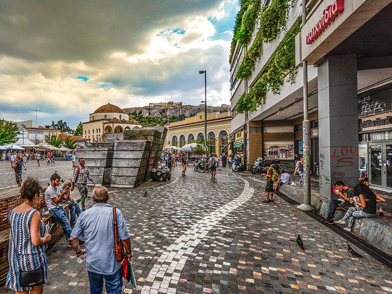 Roteiro de viagem 2 dias em Atenas