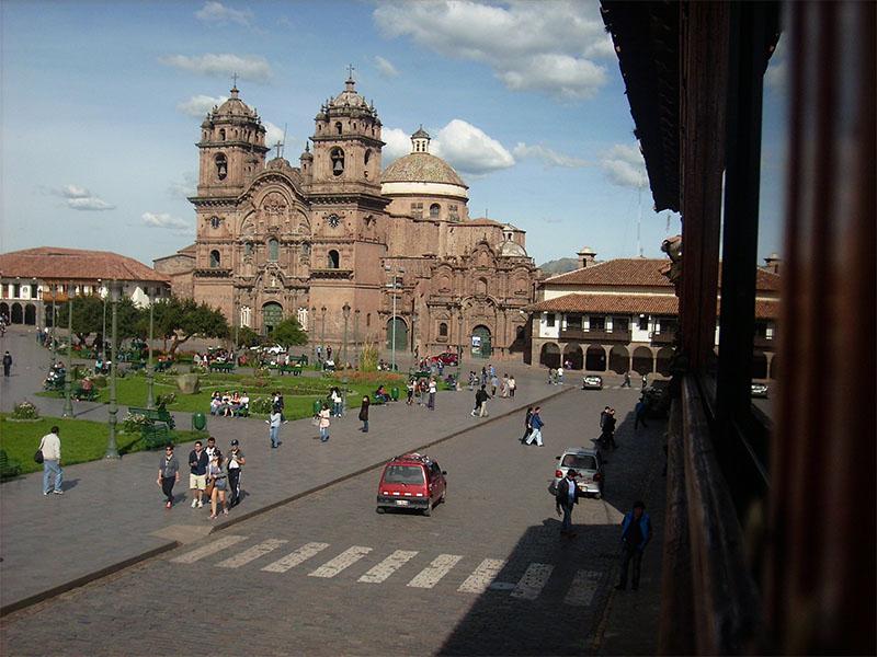 Roteiro pelo Peru pontos turísticos em Cusco