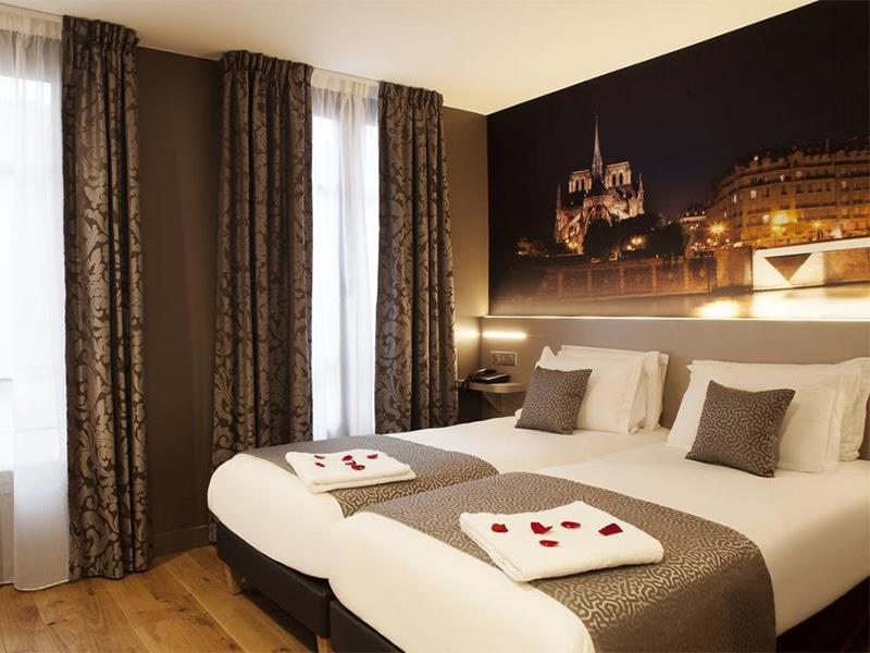 Hotel em Paris bem localizado