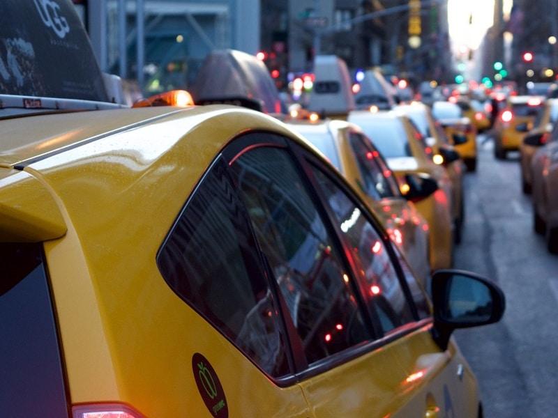 Táxi em Miami