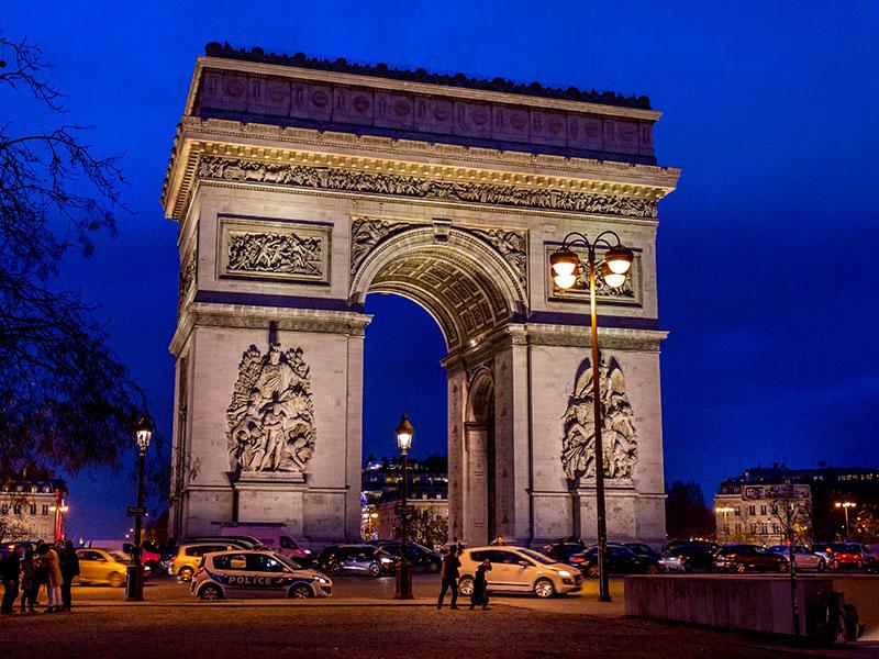 Tudo sobre Paris em agosto
