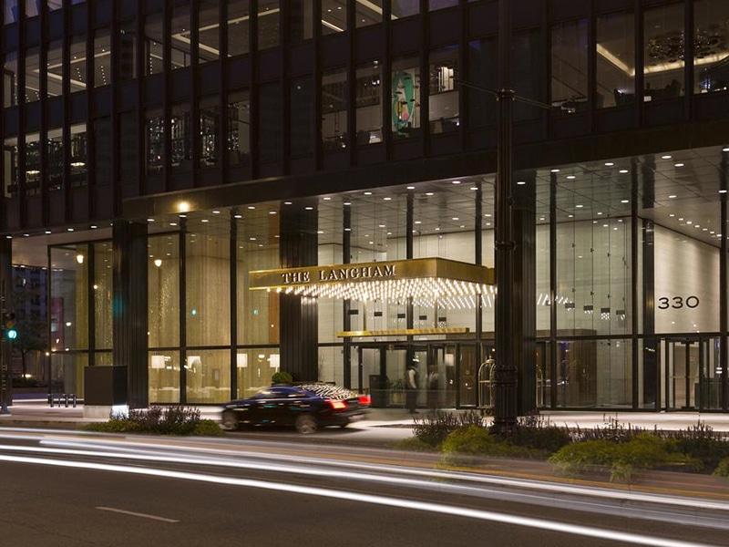 Melhore hotéis Chicago