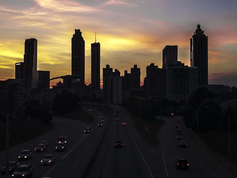 Tem Uber em Atlanta?
