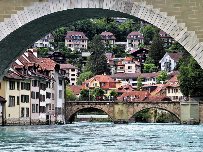 Roteiro Suíça verão