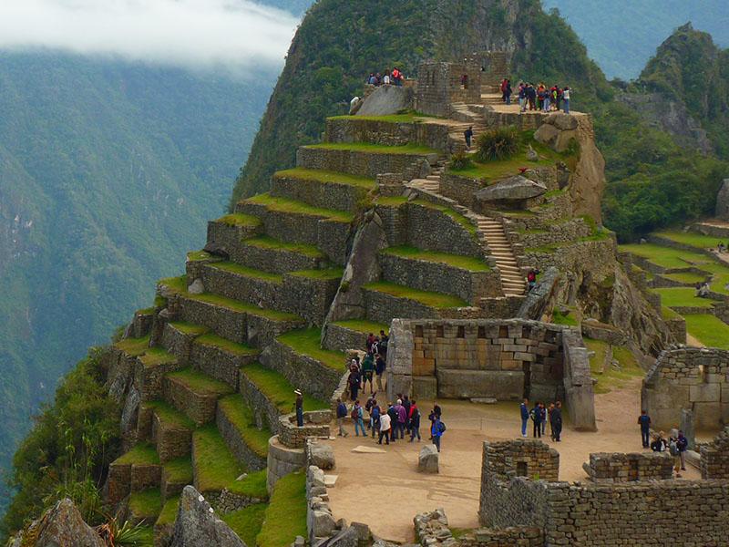Onde contratar um guia em Machu Picchu?