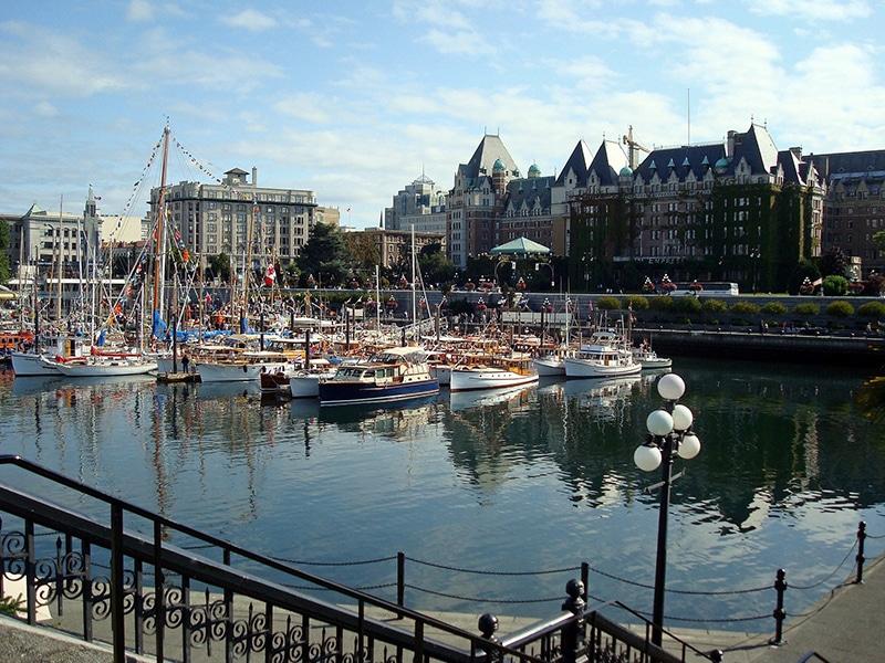 Lugares para morar no Canadá