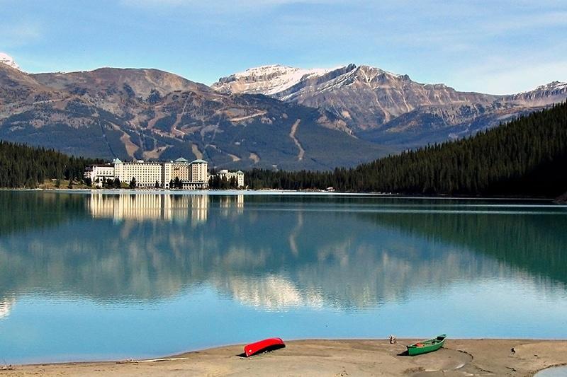 O que fazer noParque Nacional de Banff no inverno