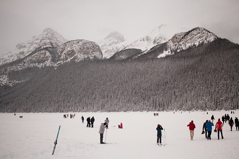 Como chegar no Parque Nacional de Banff no Canadá