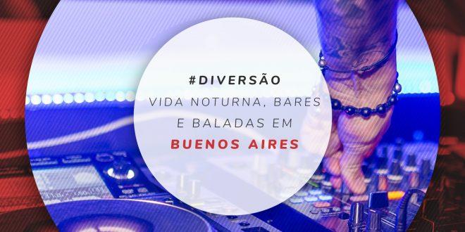 Vida noturna em Buenos Aires