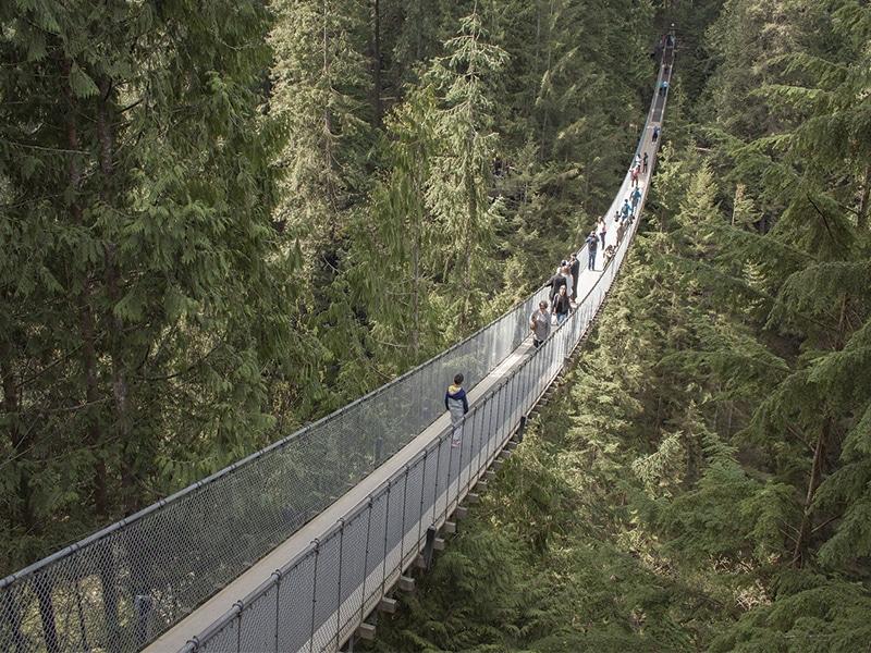 Vancouver pontos turísticos do Canadá