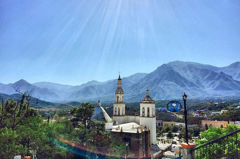 Cidades perto de Monterrey