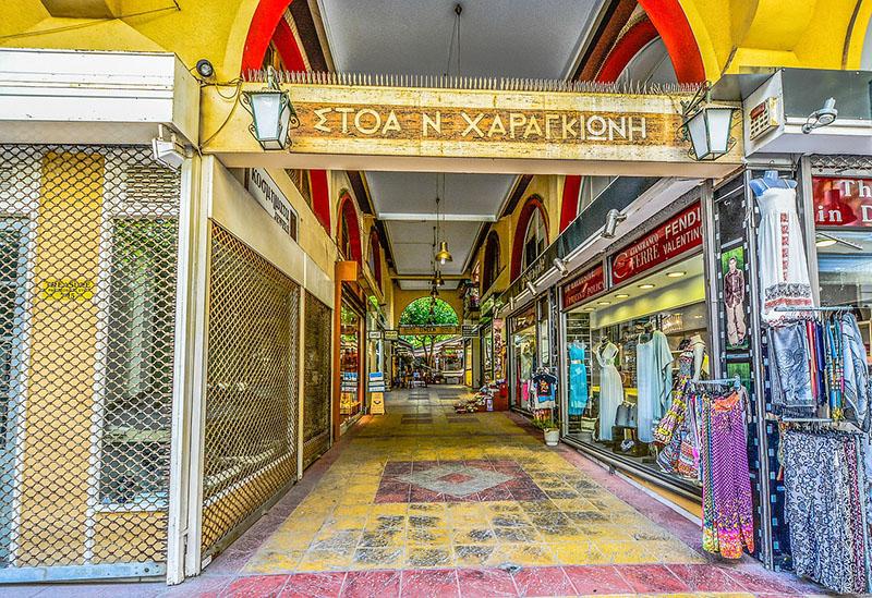 Onde comprar lembranças na Grécia